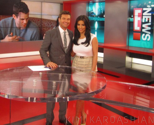 Kim-Kardashian-Ryan-Seacrest-E-News-Interview-062811-2-492x400