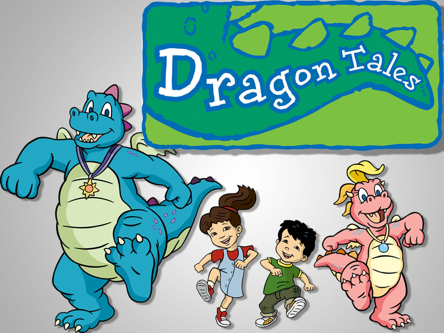 Dragon Tales The Girl With The Blog